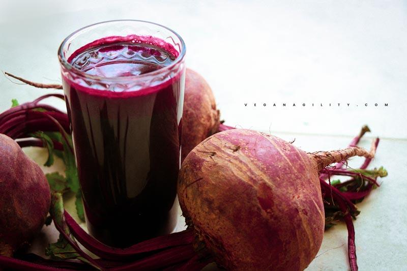homemade beet juice recipe