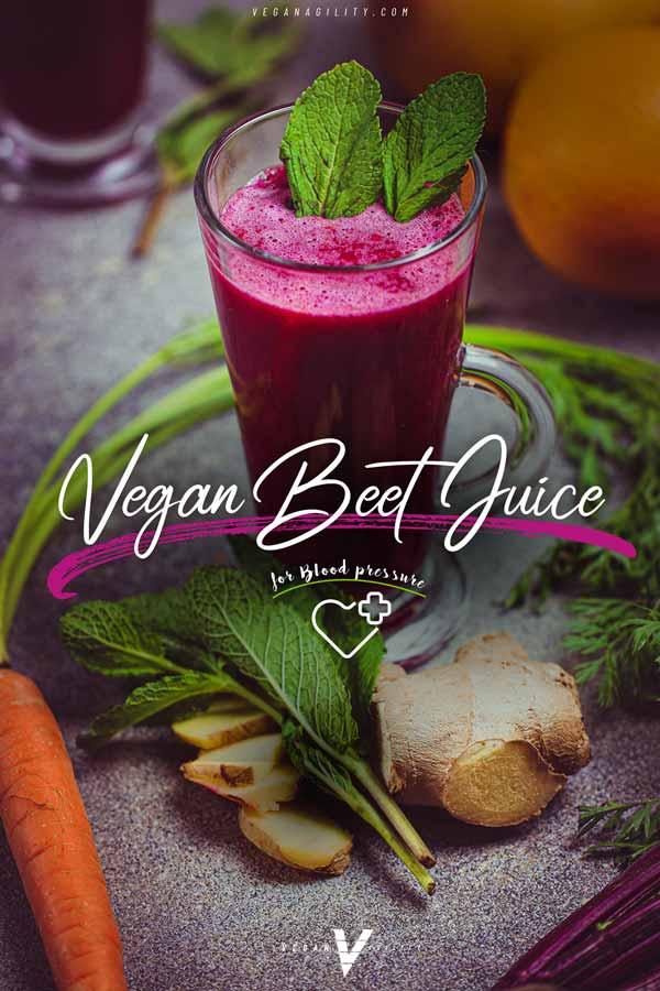beet juice recipe for low blood pressure