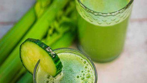 celery juice cleanse