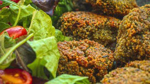 vegan falalfel recipe