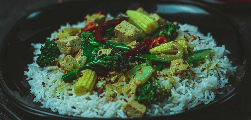 vegan thai curry recipe