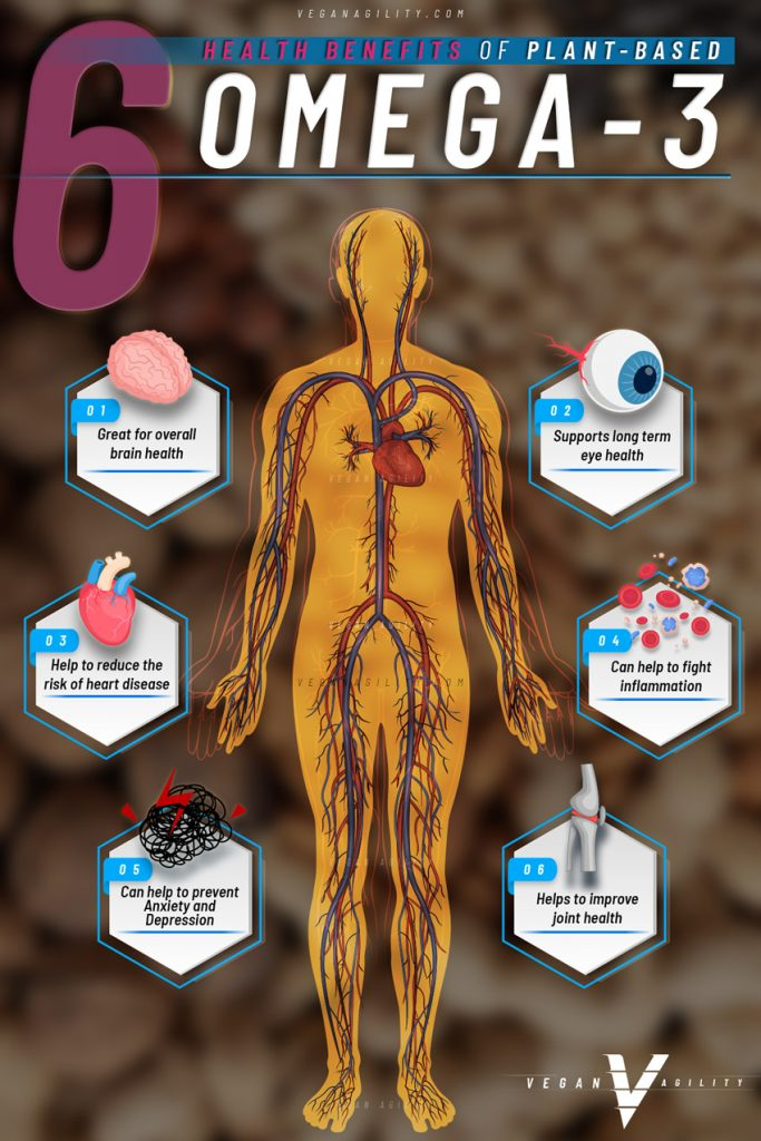 6 benefits of omega 3