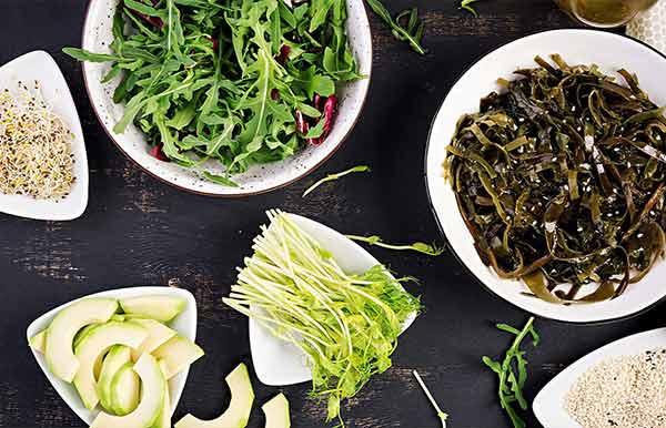 vegan iodine food sources