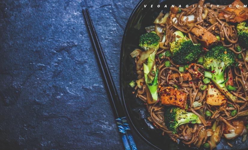 vegan soba noodles recipe