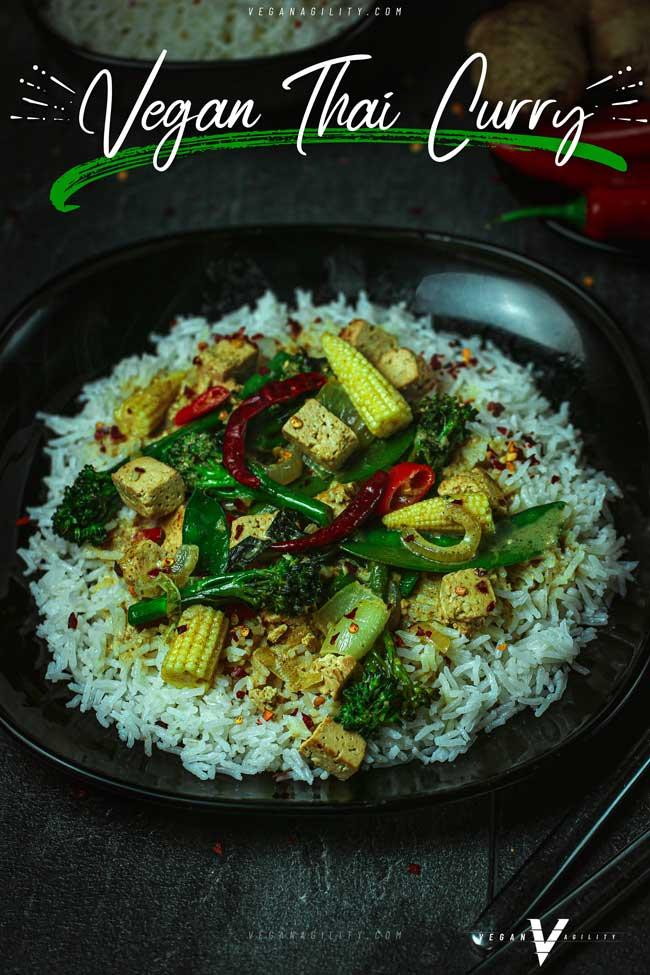 vegan thair curry