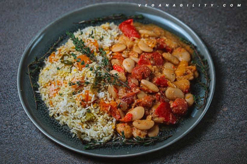 vegan white bean recipe