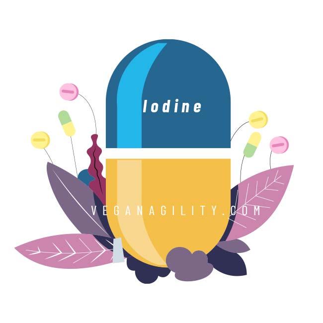 plant-based iodine supplementaion
