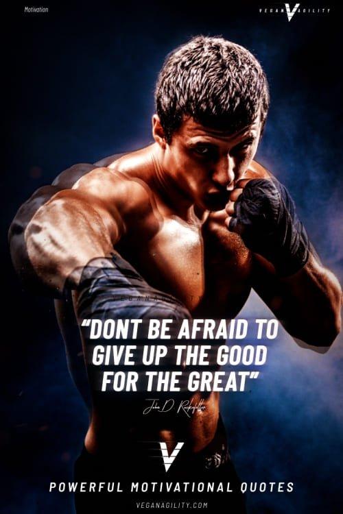 Vegan motivational quote 12