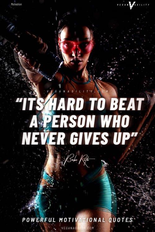 Vegan motivational quote 23
